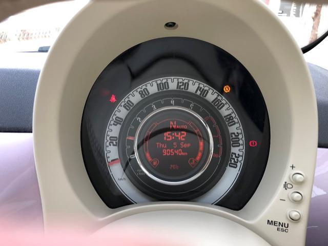 「フィアット」「フィアット 500」「コンパクトカー」「山形県」の中古車18