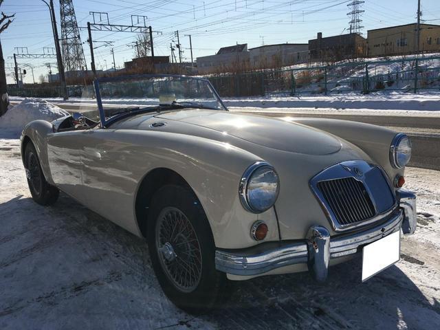 「MG」「MGA」「オープンカー」「北海道」の中古車2