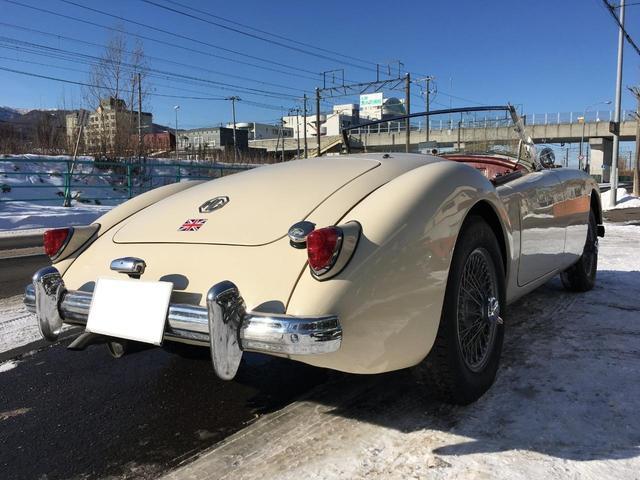 「MG」「MGA」「オープンカー」「北海道」の中古車3