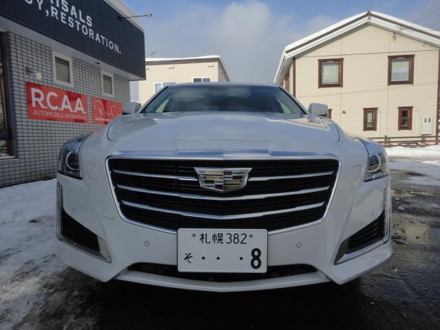 「キャデラック」「キャデラック CTS」「セダン」「北海道」の中古車9
