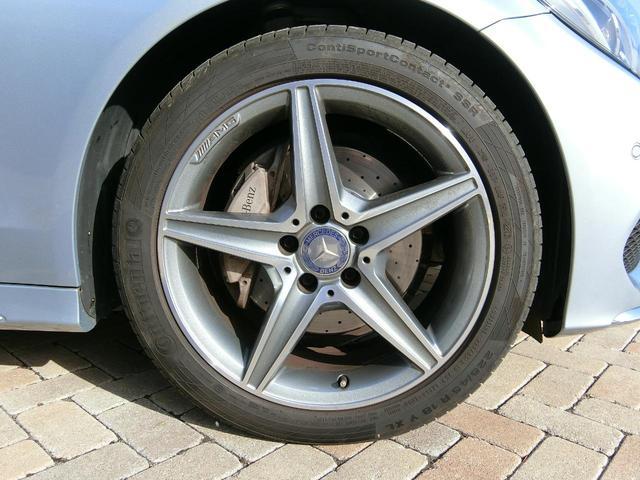 C200アバンギャルド AMGライン ダイヤモンドシルバーメタリック レーダーセーフティPKG AMG18インチAW 取説・新車時保証書有 記録簿3枚(4枚目)