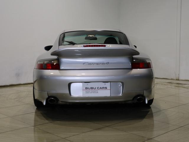 911カレラ4 4WD 革シート シートヒーター DVD(3枚目)