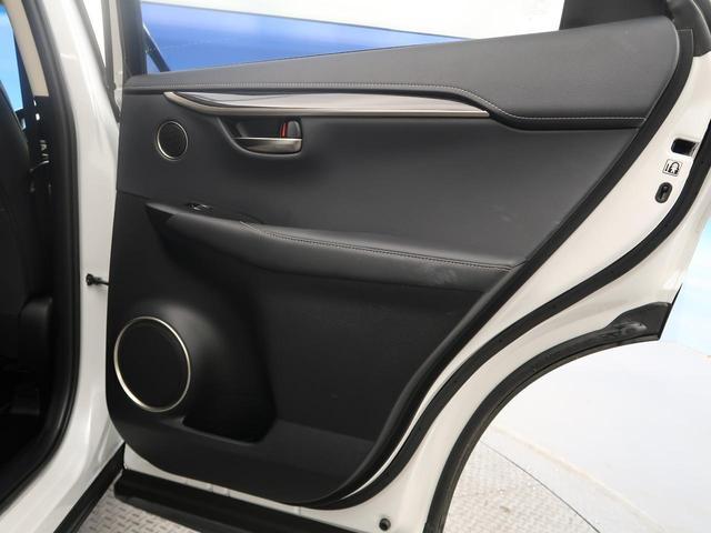 NX300 バージョンL プリクラッシュ 禁煙車 黒革(33枚目)