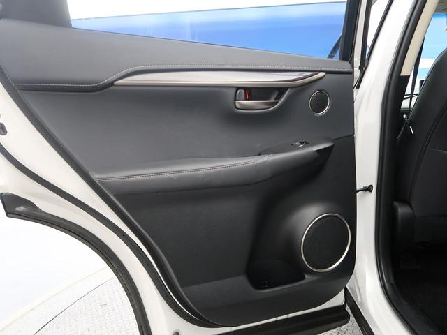 NX300 バージョンL プリクラッシュ 禁煙車 黒革(34枚目)