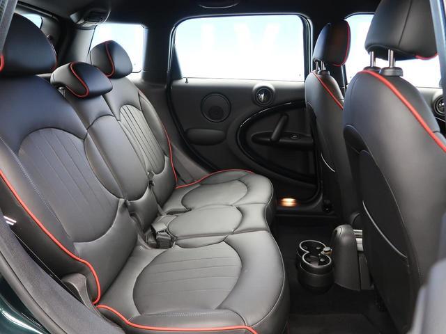 ジョンクーパーワークス クロスオーバー 黒革 社外ナビ フルセグTV シートヒーター HIDヘッドランプ 純正18インチAW パドルシフト ルーフレール ETC 禁煙車 4WD(12枚目)