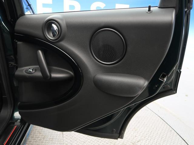 ジョンクーパーワークス クロスオーバー 黒革 社外ナビ フルセグTV シートヒーター HIDヘッドランプ 純正18インチAW パドルシフト ルーフレール ETC 禁煙車 4WD(35枚目)