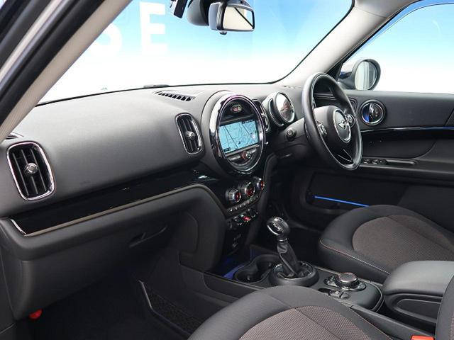 クーパーD クロスオーバー オール4 ペッパーPKG LEDヘッドライト ACC 衝突被害軽減ブレーキ 純正HDDナビ バックカメラ コーナーセンサー コンフォートアクセス 電動リアゲート シートヒーター オートライト 1オーナー 禁煙車(9枚目)
