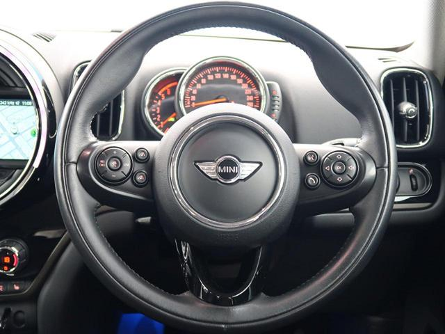 クーパーD クロスオーバー オール4 ペッパーPKG LEDヘッドライト ACC 衝突被害軽減ブレーキ 純正HDDナビ バックカメラ コーナーセンサー コンフォートアクセス 電動リアゲート シートヒーター オートライト 1オーナー 禁煙車(14枚目)