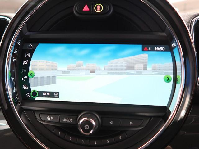 クーパーSD クロスオーバー オール4 ACC 衝突被害軽減ブレーキ 純正HDDナビ バックカメラ LEDヘッドライト 前席シートヒーター コンフォートアクセス パワートランク コーナーセンサー 純正18インチAW ETC 禁煙車(3枚目)