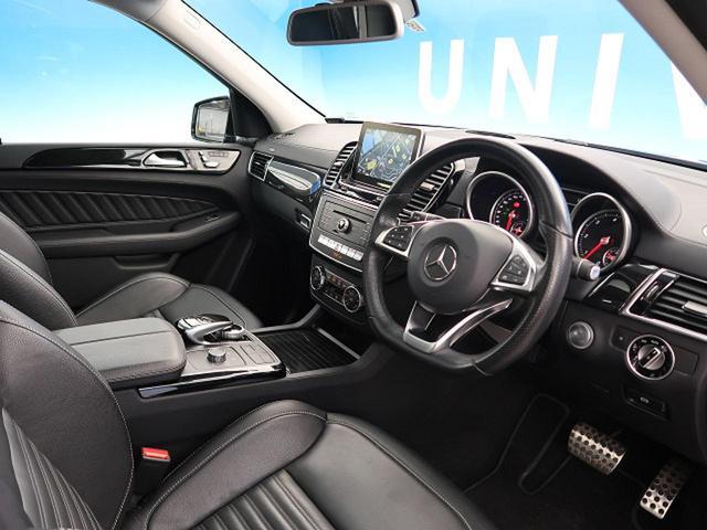 GLE350d 4マチックスポーツ サンルーフ ハーマンカードン 360°カメラ レーダーセーフティPKG 黒革 純正HDDナビ フルセグ LEDヘッドライト パワートランク キーレスゴー パークトロニック パワーシート 禁煙車(9枚目)