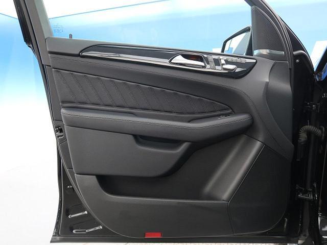 GLE350d 4マチックスポーツ サンルーフ ハーマンカードン 360°カメラ レーダーセーフティPKG 黒革 純正HDDナビ フルセグ LEDヘッドライト パワートランク キーレスゴー パークトロニック パワーシート 禁煙車(32枚目)