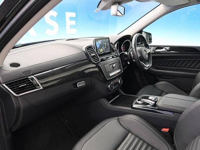 GLE350d 4マチックスポーツ サンルーフ ハーマンカードン 360°カメラ レーダーセーフティPKG 黒革 純正HDDナビ フルセグ LEDヘッドライト パワートランク キーレスゴー パークトロニック パワーシート 禁煙車(39枚目)