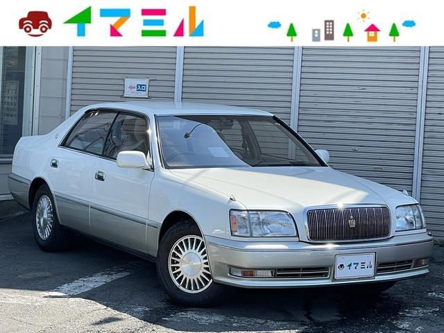 人気のセダン、トヨタ クラウンマジェスタ入荷いたしました!!