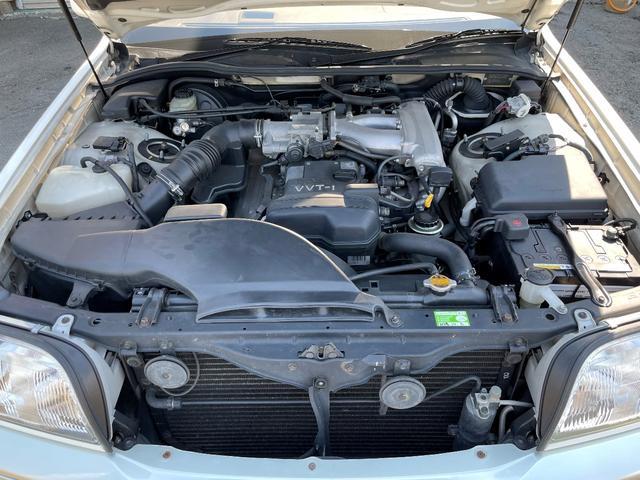 気になるエンジン異音は確認出来ませんでした。