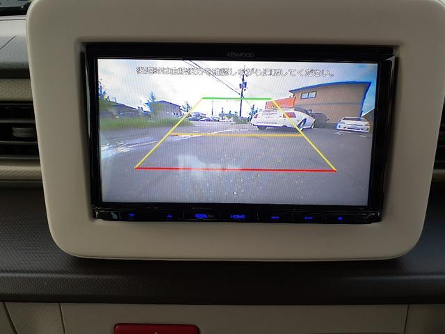 L アイドリングストップ シートヒーターレーダーブレーキサポート 社外メモリーナビ フルセグ バックカメラ プッシュスタート スマートキー(16枚目)