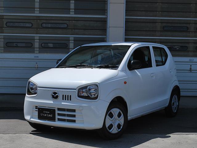 マツダ GL 4WD 4WD アイドリングストップ 横滑り防止装置 シートヒーター