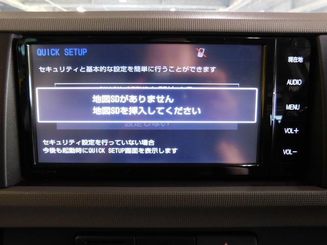 トヨタ パッソ X Gパッケージ純正SDナビ フルセグTV HID DVD視