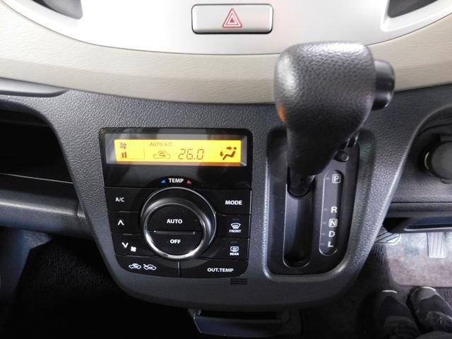 スズキ ワゴンR FX CD アイドリングストップ