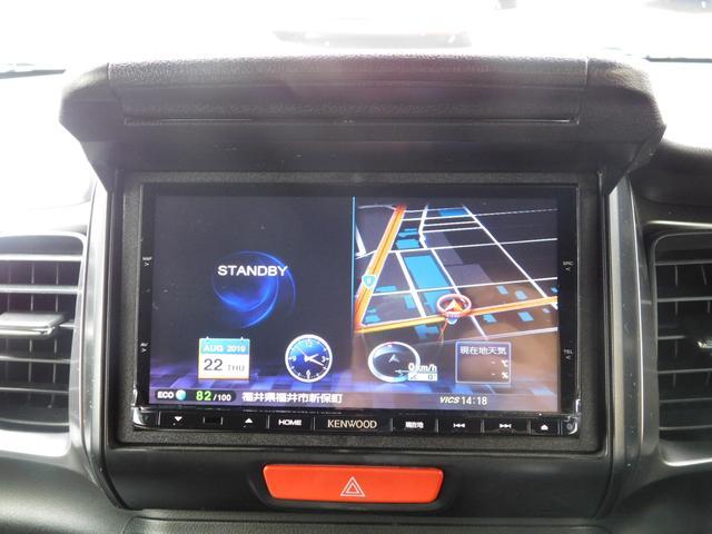 X 社外Mナビ フルセグTV Bカメラ シートヒーター(18枚目)