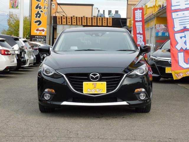 「マツダ」「アクセラスポーツ」「コンパクトカー」「福井県」の中古車4