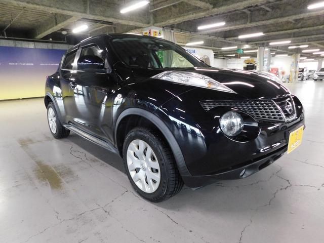 「日産」「ジューク」「SUV・クロカン」「石川県」の中古車17