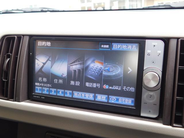 プラスハナ アプリコットコレクション 純正ナビ フルセグTV バックカメラ 専用シート(6枚目)
