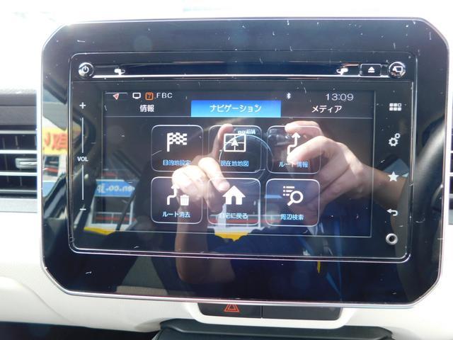 ハイブリッドMZ 純ナビ フルセグTV アラウンドビューM バックカメラ LEDオート スマートキー 純正16AW クルーズコントロール シートヒーター(4枚目)
