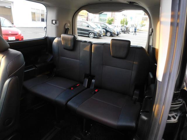 ハイブリッドGi 10型ナビ・12.8型後席モニター フルTV バックカメラ 両側電動スライドドア 車高調 クルコン レザーシート シートヒーター 純正15AW スマートキー(13枚目)
