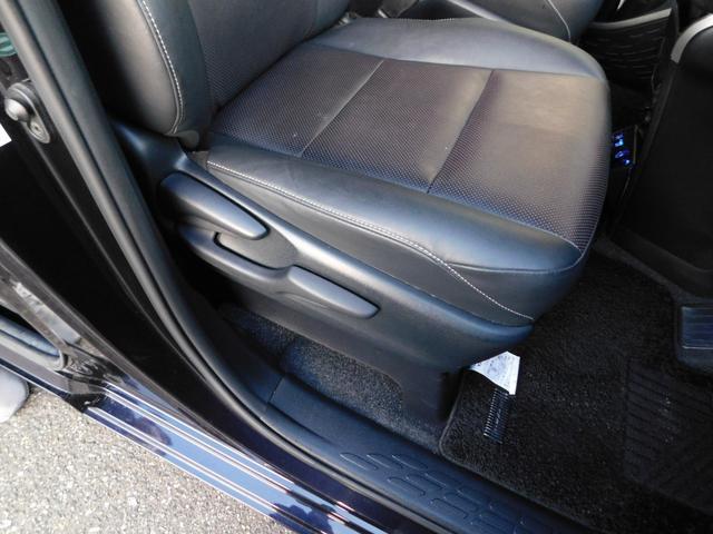 ハイブリッドGi 10型ナビ・12.8型後席モニター フルTV バックカメラ 両側電動スライドドア 車高調 クルコン レザーシート シートヒーター 純正15AW スマートキー(36枚目)