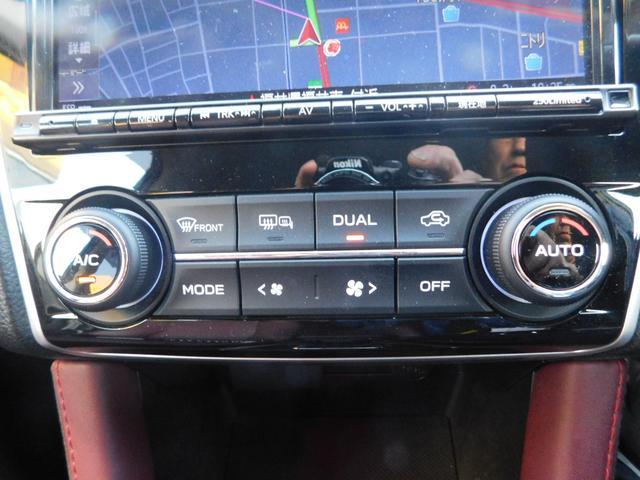 1.6STIスポーツアイサイト 純正8インチナビ フルセグTV 革シート パワーシート シートヒーター 衝突軽減ブレーキ 追従クルコン LEDオートライト バックカメラ デジタルルームミラー(12枚目)