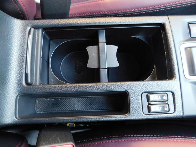 1.6STIスポーツアイサイト 純正8インチナビ フルセグTV 革シート パワーシート シートヒーター 衝突軽減ブレーキ 追従クルコン LEDオートライト バックカメラ デジタルルームミラー(14枚目)