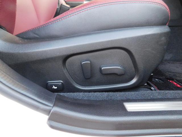 1.6STIスポーツアイサイト 純正8インチナビ フルセグTV 革シート パワーシート シートヒーター 衝突軽減ブレーキ 追従クルコン LEDオートライト バックカメラ デジタルルームミラー(45枚目)