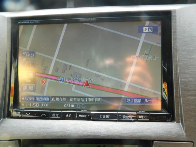 Gツーリングセレクション ナビ Bカメラ クルコン エアロ BT オートライト ETC AW17(13枚目)