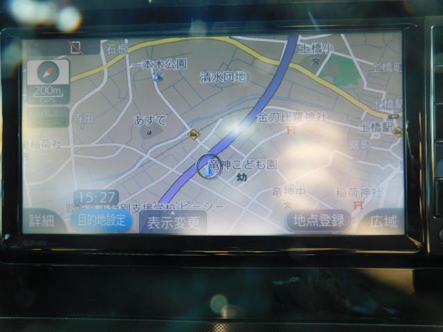 G S 純正SDナビ ワンセグTV 両側パワースライドドア クルーズコントロール スマートキー ブルートゥース CD リヤコーナーセンサー オートライト(13枚目)