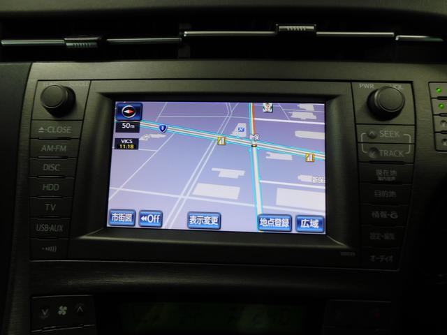 G HDDナビ フルセグTV クルコン HIDオートライト 運転席パワーシート 合皮コンビシート ETC ヘットアップディスプレイ コーナーセンサー Rカメラ CD DVD USB AUX(9枚目)