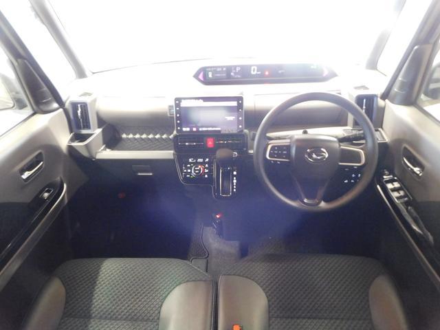 カスタムX 9インチSDナビ 衝突軽減ブレーキ フルセグTV Rカメラ シートヒーター LEDオートライト 両側パワスラ ISTOP ドラレコ DVD SD CD BTオーディオ コンビシート(6枚目)