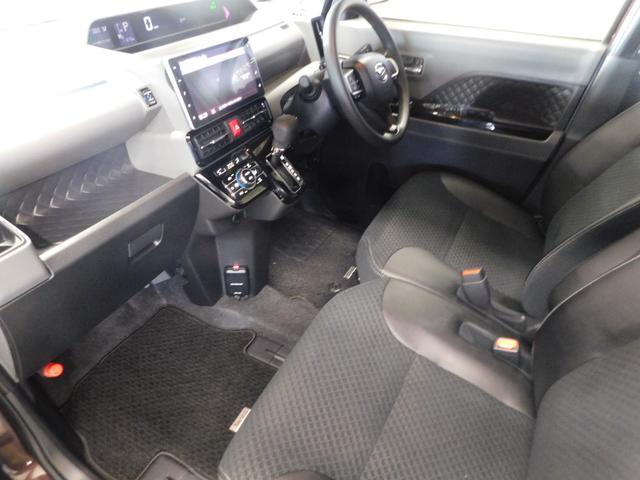 カスタムX 9インチSDナビ 衝突軽減ブレーキ フルセグTV Rカメラ シートヒーター LEDオートライト 両側パワスラ ISTOP ドラレコ DVD SD CD BTオーディオ コンビシート(9枚目)