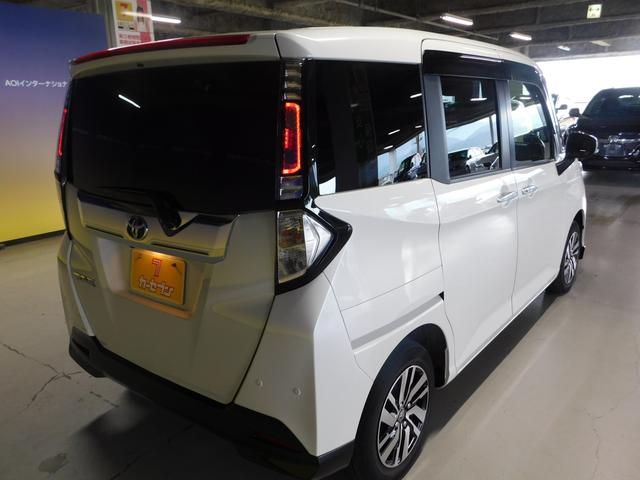G 純正9インチナビ フルセグTV スマートアシスト3 4WD 両側パワースライドドア 全方位カメラ シートヒーター LEDヘッドライト クルーズコントロール 純正14インチアルミ(7枚目)