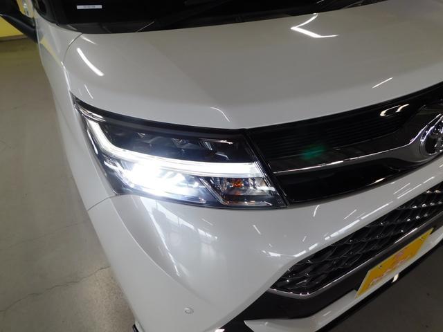 G 純正9インチナビ フルセグTV スマートアシスト3 4WD 両側パワースライドドア 全方位カメラ シートヒーター LEDヘッドライト クルーズコントロール 純正14インチアルミ(48枚目)