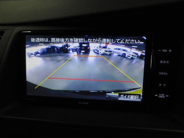 プラタナ Vセレクション SDナビ Rカメラ フルセグTV ETC  後席モニター BTオーディオ SD CD DVD HIDオートライト 片側パワスラ 18インチAW(11枚目)