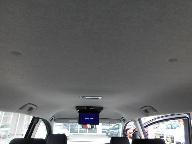 プラタナ Vセレクション SDナビ Rカメラ フルセグTV ETC  後席モニター BTオーディオ SD CD DVD HIDオートライト 片側パワスラ 18インチAW(41枚目)