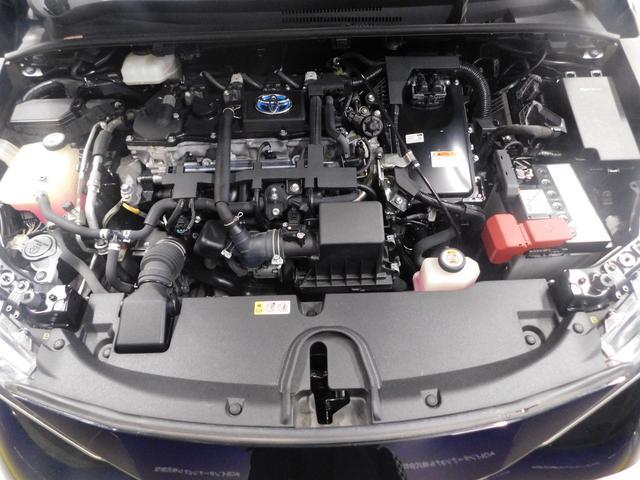 ハイブリッドG Z 社外SDナビ フルセグTV オートLED 追従クルーズコントロール シートヒーター ブルートゥースオーディオ DVD視聴 CD ETC 前後ソナー 純正18インチアルミホイール(52枚目)