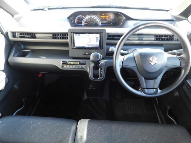 ハイブリッドFX 社外メモリナビ ブルートゥースオーディオUSB AUX リヤソナー CD ETC スマートキー バックカメラ オートライト 運転席シートヒーター(6枚目)