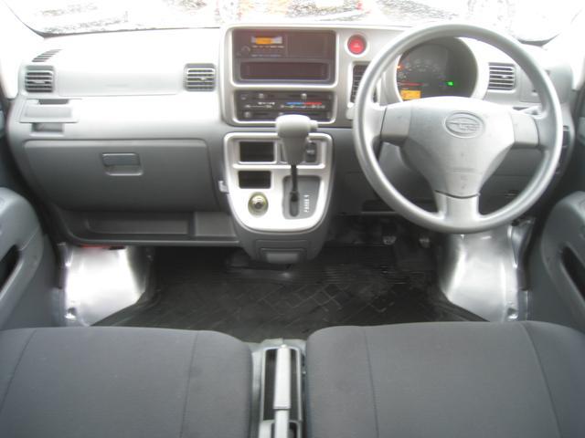 スバル サンバーバン トランスポーター 4WD ABS PW キーレス