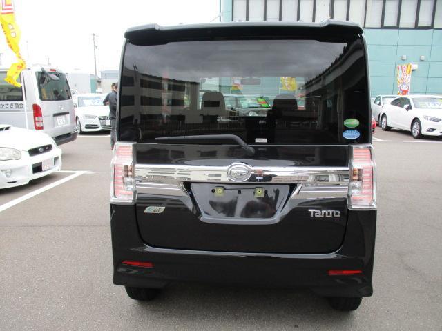 「ダイハツ」「タント」「コンパクトカー」「石川県」の中古車6