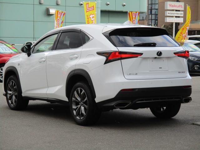 「レクサス」「NX」「SUV・クロカン」「石川県」の中古車7