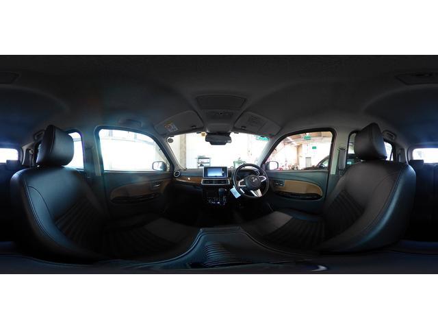 スタイルG プライムコレクション SAIII ナビTV バックカメラ 衝突軽減 車線遺脱警報 オートハイビーム ホワイトルーフ シートヒーター 合皮コンビシート LEDオートライト 純正15インチアルミ 革巻きステアリング スマートキー2個(48枚目)