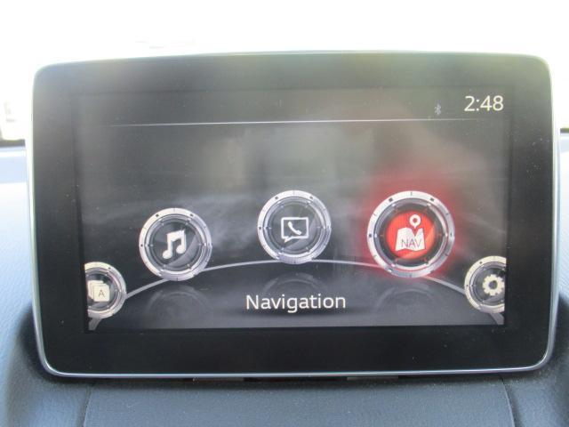 13S 衝突軽減システム マツダコネクト ナビ フルセグ DVD Bluetooth USB ステアリングスイッチ ETC I-STOP スマートキー2個(19枚目)
