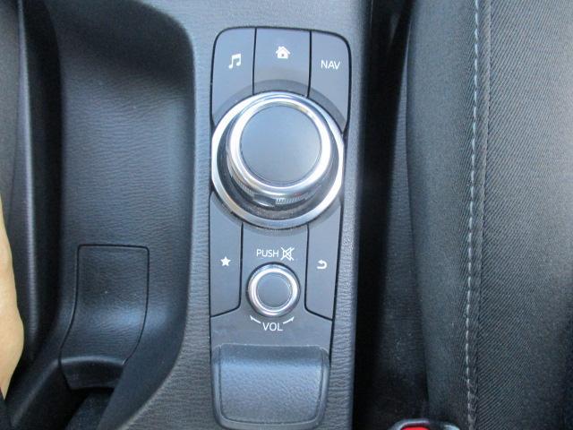 13S 衝突軽減システム マツダコネクト ナビ フルセグ DVD Bluetooth USB ステアリングスイッチ ETC I-STOP スマートキー2個(23枚目)