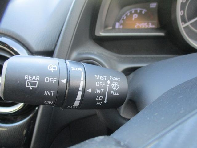 13S 衝突軽減システム マツダコネクト ナビ フルセグ DVD Bluetooth USB ステアリングスイッチ ETC I-STOP スマートキー2個(29枚目)